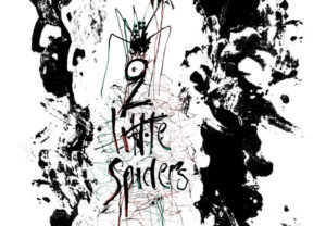 2 little spiders